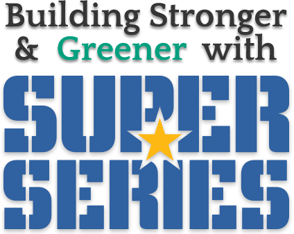 Build it stronger and better with Super Series