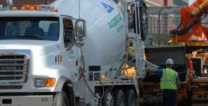 Aggregate MN Concrete Truck